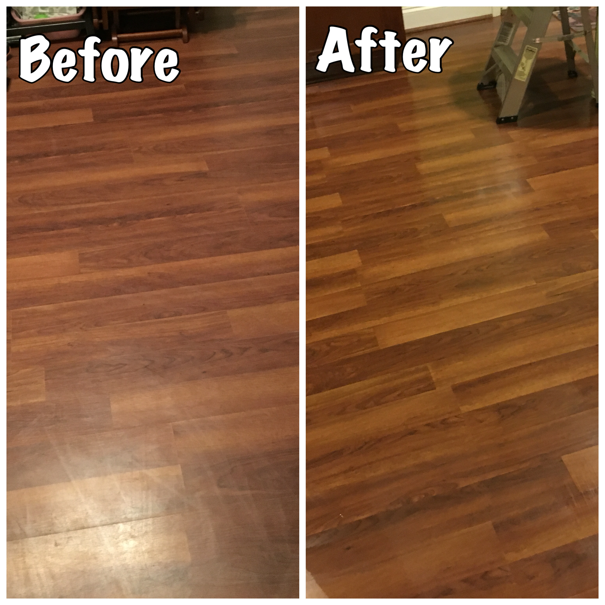 Make Your Laminate Floors Shine