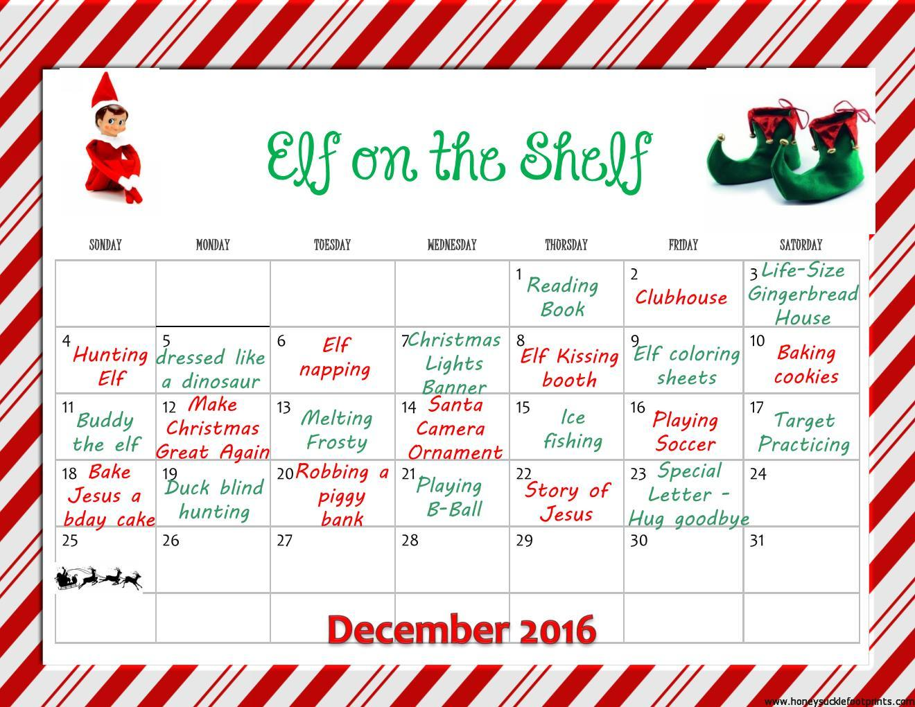 13 Things That Prove Elf On The Shelf Is Actually Evil